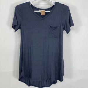 Before You pocket t-shirt size Large